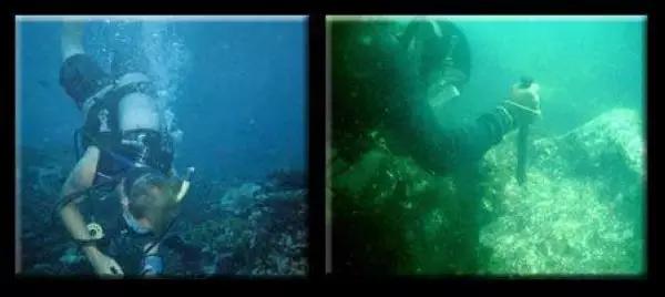 日本与那国岛水下金字塔